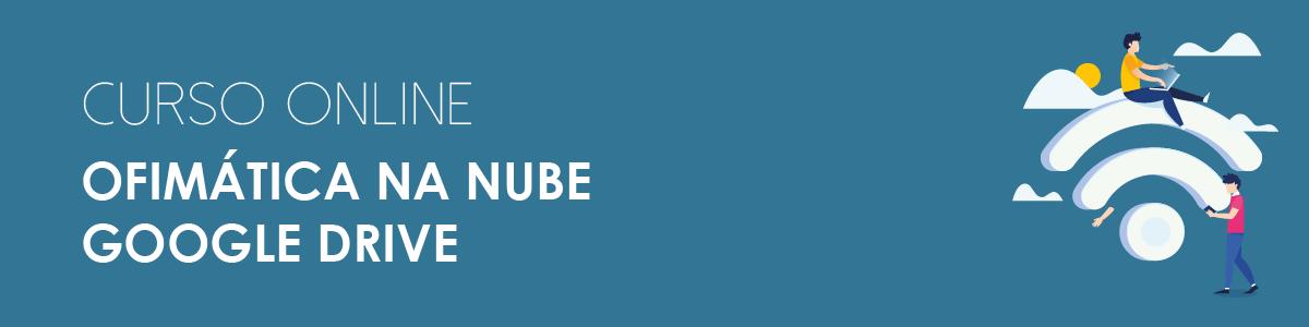 Curso Online Ofimatica Na Nube Google Drive Apetamcor